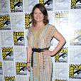 Emilie de Ravin à la conférence de presse 'Once Upon a Time' pendant le Comic-Con de San Diego, le 14 juillet 2012.
