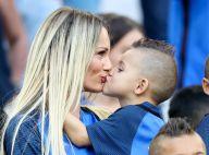 Euro 2016 : Les femmes des Bleus aux premières loges pour fêter leur victoire