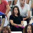 Erika Choperena (Compagne de Antoine Griezman) lors du match de l'Euro 2016 Allemagne-France au stade Vélodrome à Marseille, France, le 7 juillet 2016. © Cyril Moreau/Bestimage