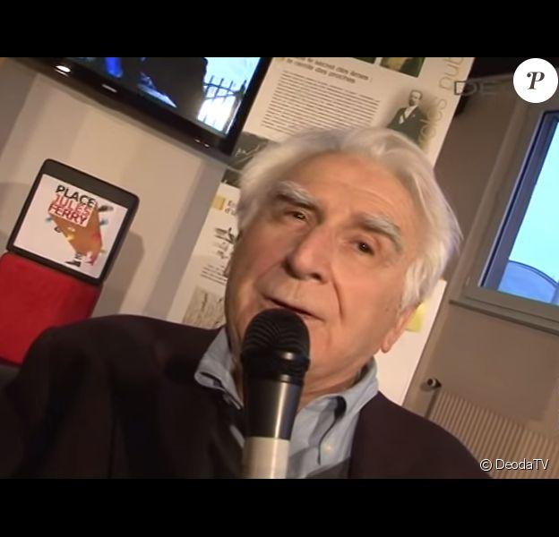 Jacques Rouffio en 2010. (capture d'écran)