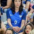 Jennifer Giroudlors du match de la finale de l'Euro 2016 Portugal-France au Stade de France à Saint-Denis, France, le 10juillet2016. © Cyril Moreau/Bestimage