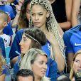 Sephora lors du match de la finale de l'Euro 2016 Portugal-France au Stade de France à Saint-Denis, France, le 10 juillet2016. © Cyril Moreau/Bestimage