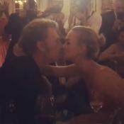 Johnny Hallyday et Leaticia : Un baiser à l'opéra Garnier, une nuit inoubliable