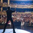 Johnny Hallyday en concert à l'Opéra Garnier pour un gala de charité en faveur de Vaincre le cancer, à Paris le 10 juillet 2016 © OLIVIER BORDE / BESTIMAGE
