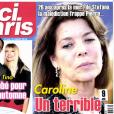 Le magazine Ici Paris annonce le décès de la mère de Mylène Farmer. Magazine en kiosques du 13 au 19 juillet 2016