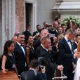 Bastian Schweinsteiger et Ana Ivanovic célébraient le 13 juillet 2016 leur mariage religieux en l'église Santa Maria della Misericordia à Venise, en présence de près de 300 invités. La veille, le footballeur allemand et la tenniswoman serbe s'étaient unis civilement au Palazzo Ca' Farsetti, l'Hôtel de Ville de la cité des doges.