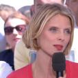 Iris Mittenaere hospitalisée sur le Tour de France 2016. Sylvie Tellier raconte ce qu'il s'est passé. Le 15 juillet 2016.