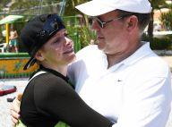 Charlene de Monaco : Epuisée, elle s'abandonne dans les bras d'Albert, très fier