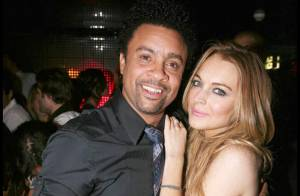 REPORTAGE PHOTOS : Pendant que Samantha Ronson travaille, Lindsay Lohan s'éclate !