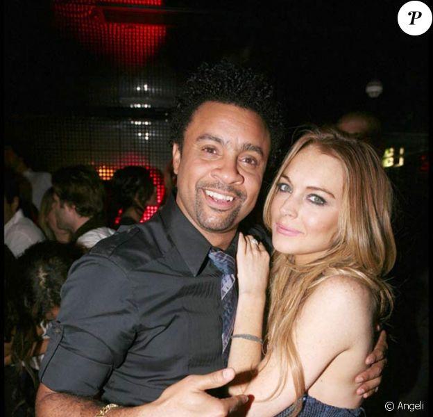 Lindsay Lohan et Shaggy
