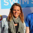 """Exclusif - Laure Manaudou à la 2ème édition de l'Open Swin Stars """"Paris à la nage"""" au bassin de la Villette à Paris. Le 2 juillet 2016 © Marc Ausset-Lacroix / Bestimage"""
