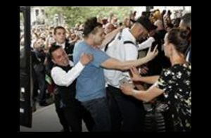 Karim Benzema se fait sauter dessus par un fan : Rencontre musclée !