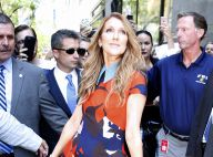 Céline Dion rayonnante pour annoncer la sortie de son prochain album