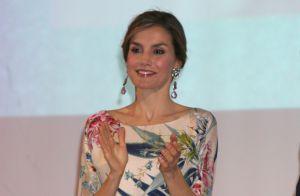Letizia d'Espagne : Ultraglamour à prix coûtant pour les Prix de la mode