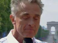 Gérard Holtz : Chaudes larmes pour sa dernière et son départ en retraite