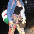Miley Cyrus et Liam Hemsworth à New York, le 14 juin 2016.