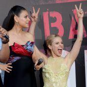 """Mila Kunis enceinte et Kristen Bell déchaînée : Deux """"Bad Moms"""" en plein show"""