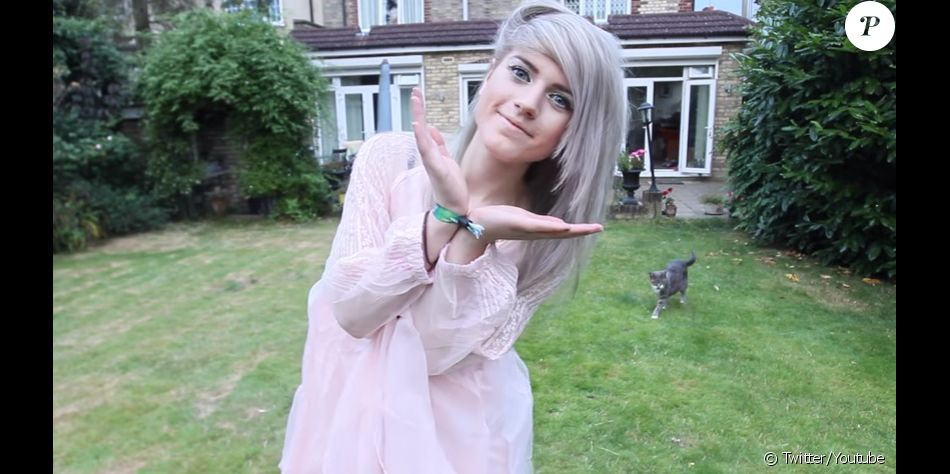 Marina Rose Joyce est une YouTubeuse anglaise célèbre. Après l'inquiétude de ses fans, la jeune femme a tenu à les rassurer sur Twitter, affirmant qu'elle se portait bien (juillet 2016).
