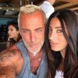 Gianluca Vacchi et sa femme  Giorgia Gabriele