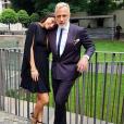 Giorgia Gabriele et Gianluca Vacchi