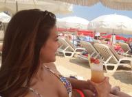 Marine Lorphelin, divine en bikini avant le couronnement de Miss Côte d'Azur