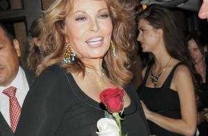REPORTAGE PHOTOS : Raquel Welch, toujours une bombe à... 68 ans !