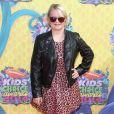 """Lauren Potter - 27ème cérémonie annuelle des """"Kid's Choice Awards"""" à Los Angeles, le 29 mars 2014."""