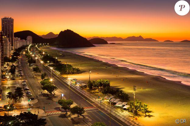 Le Brésil, la destination phare de l'été 2016 avec les Jeux olympiques de Rio de Janeiro. Nabilla s'est laissé tenter.