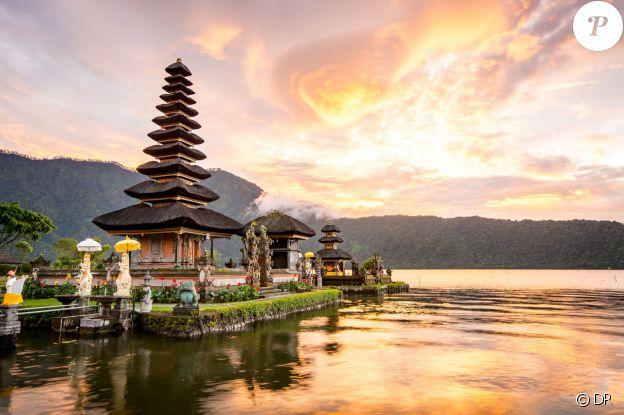 Bali, le paradis sur terre. Caroline Receveur y est partie à l'été 2016 et n'avait pas envie d'en revenir.