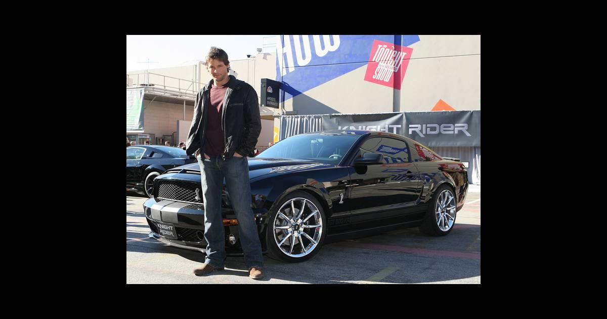 Le nouveau cru K2000 : ce sera une Ford Mustang - Purepeople