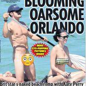 Orlando Bloom : Coquin avec Katy Perry, il se remet nu et défie la loi...