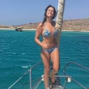 "Pauline Ducruet, ""gamine heureuse"" en bikini : ses vacances dans les Cyclades"