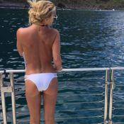 Britney Spears : À Hawaï, elle se dévoile topless avant d'engloutir un hot-dog
