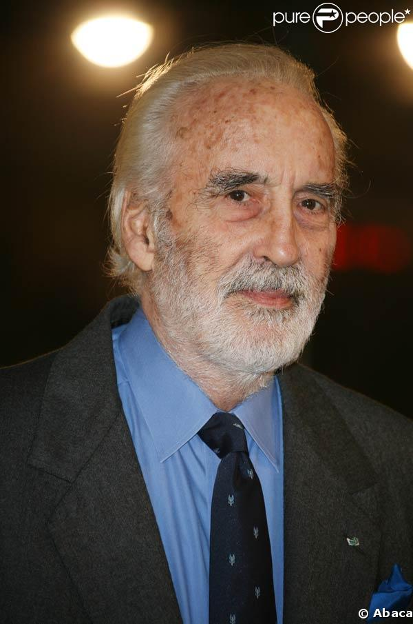 Christopher Lee - Photo Colection
