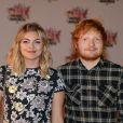 Louane Emera, Ed Sheeran - Arrivées à la 17ème cérémonie des NRJ Music Awards 2015 au Palais des Festivals à Cannes, le 7 novembre 2015.