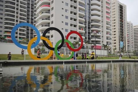 Rio 2016 : Quand les athlètes font exploser Tinder !