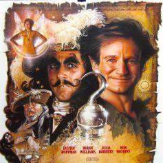 Bande-annonce de Hook ou la revanche du Capitaine Crochet.