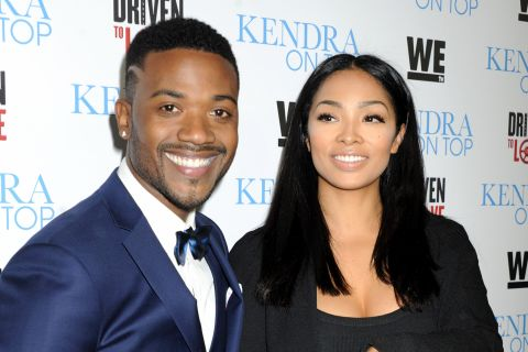Kim Kardashian : Son ex-fiancé, Ray J, s'est marié à Princess Love