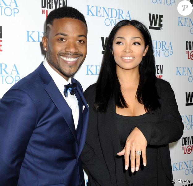Ray J and fiancee Princess Love attending the WE tv Celebration For Driven to Love + Kendra on Top in Los Angeles, CA, USA on March 31, 2016. Photo by Gilbert Flores/Broadimage/ABACAPRESS.COM01/04/2016 - Los Angeles