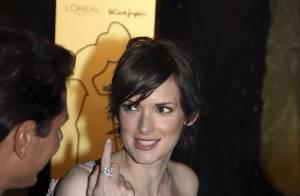REPORTAGE PHOTOS : Les très élégantes Catherine Deneuve et Winona Ryder... récompensées pour leurs looks !