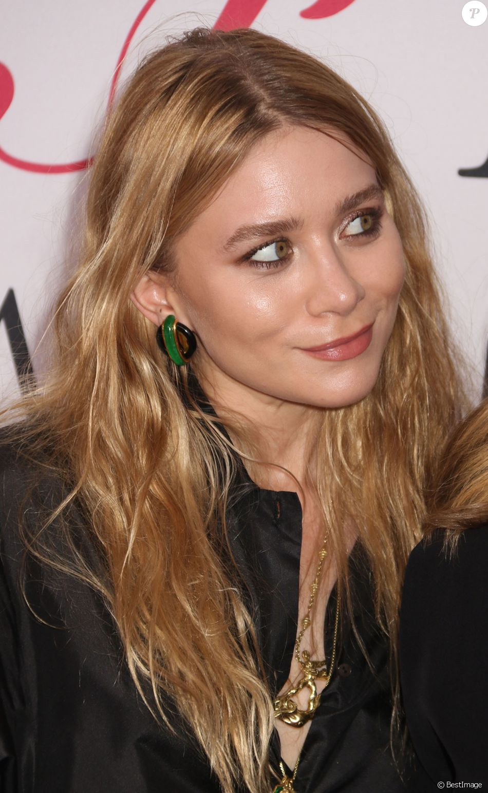Ashley Olsen lors des CFDA Fashion Awards 2016 à New York, le 6 juin 2016.