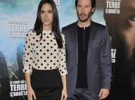 REPORTAGE PHOTOS : Jennifer Connelly et Keanu Reeves... un couple so glamour à Paris !