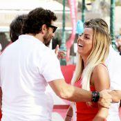 Patrick Bruel et Hillary des Ch'tis : Boules et bises à Saint-Tropez