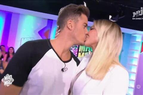 """Andréane (Les Anges 8) en couple : Andréas du Mad Mag """"meilleur coup"""" de sa vie"""