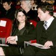Neve Campbell et son époux John Light