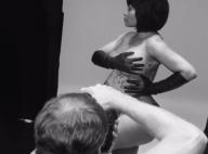 """Blac Chyna, enceinte et dénudée, balance sur son ex Tyga : """"Il est plutôt radin"""""""