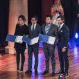 Le prince Carl Philip de Suède présidait la remise des Prix de l'eau junior de Stockholm (Stockholm Junior Water Prize), le 30 août 2016.