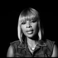 Mary J. Blige reprend le titre Where Is The Love? des Black Eyed Peas. Image extraite d'une vidéo publiée sur Youtube, le 1er septembre 2016