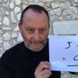 Jean Réno se mobilise pour la promotion de En Coloc, la nouvelle web-série de Capucine Anav, qui sera diffusée sur Youtube, le 4 septembre prochain. Image publiée sur Instagram au mois d'août 2016