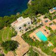Exclusif - La villa de Majorque de Michael Douglas et Catherine Zeta-Jones est a vendre pour la somme de 40 millions d'euros.